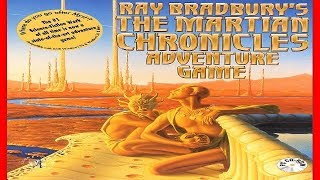 Ray Bradbury's - The Martian Chronicles Adventure Game 1995 PC