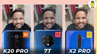 Realme X2 Pro Vs Redmi K20 Pro Vs Oneplus 7t Camera Comparison: Value Flagship Battle