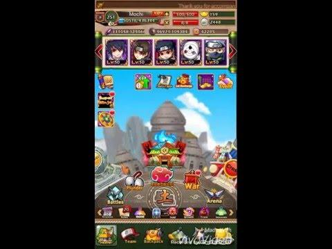 Ninja Online - My Team 2016, Left Custodian Seat, Super Ninja Draw