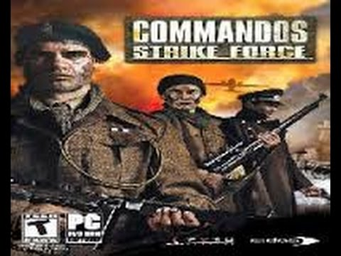 تحميل لعبة commandos 1