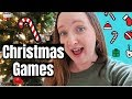 3 Christmas Party Games using Candy Canes