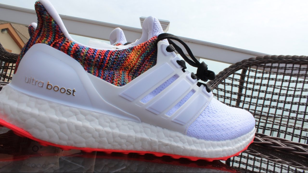 6086bcae1193c EXCLUSIVE MIADIDAS ULTRABOOST UNBOXING   REVIEW !! - YouTube