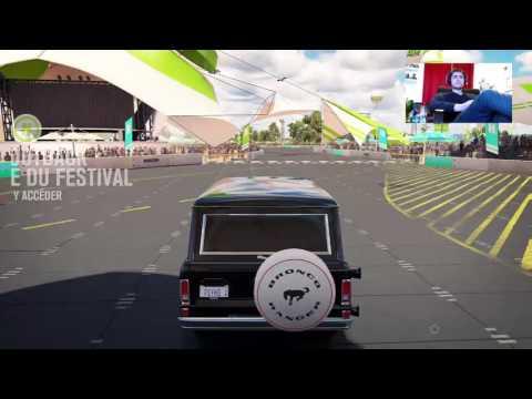 Forza Horizon 3 - #19 Trie des voiture livré avec le pass VIP