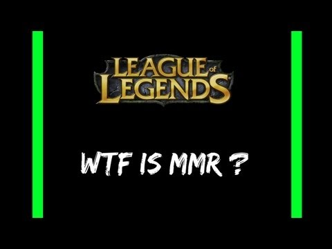 bad matchmaking league of legends