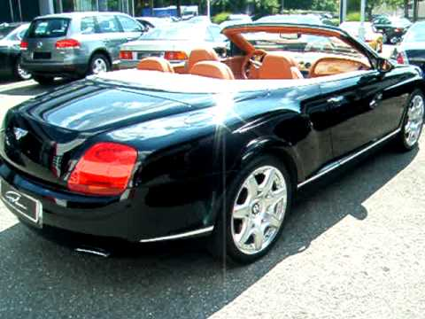 bentley continental gt cabrio youtube. Black Bedroom Furniture Sets. Home Design Ideas