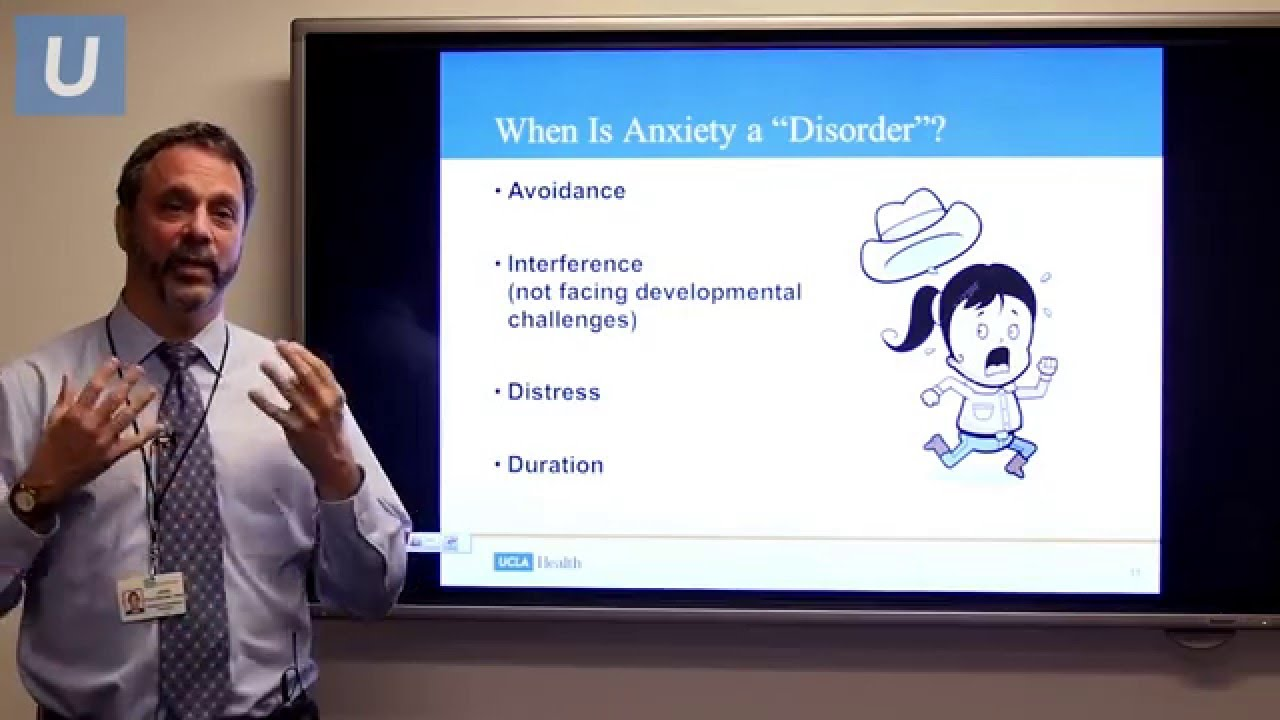 Download Recognizing and Treating Problematic Fear & Anxiety in Children | John Piacentini, PhD | UCLAMDChat