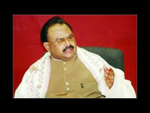 Audio Message Father of Mohajir Nation QeT Altaf Hussain 15 April 2017