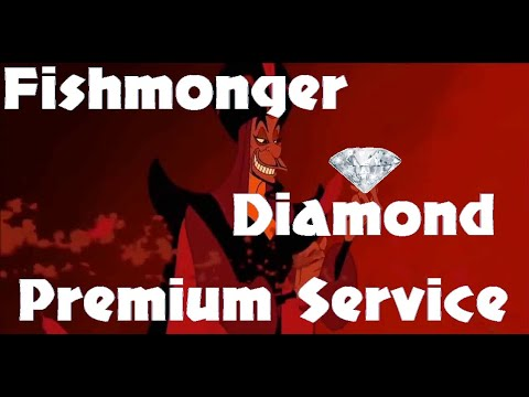 Fishmonger Diamond - Premium Warcraft BFA / Classic / WOTLK Fishing Bot Service - Free To Try