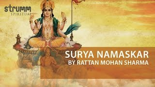 Surya Namaskar(12 names of Surya) by Rattan Mohan Sharma