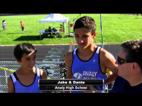 Dante Capone & Jake Gibbs Interview - Analy Tigers Track