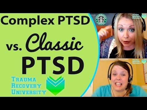 For Child Abuse Survivors: Complex PTSD vs. Classic PTSD