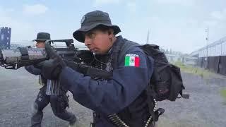 Policía Federal Preventiva CRAI. Locución.