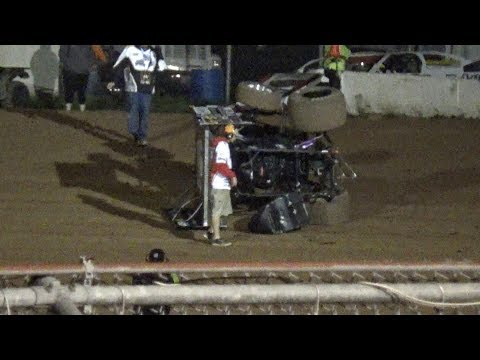 Gondik Law Speedway '19 - Johnson Flip