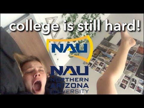 college freshman second semester