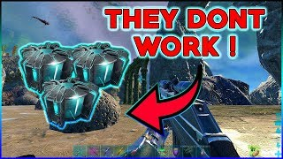 CRYO PODS DONT WORK HERE WTF !?!   Official 6 Man   ARK Survival Evolved Gameplay