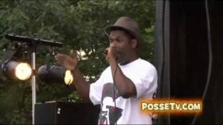jay electronica summerstage red hook park brooklyn new york city katrina cops