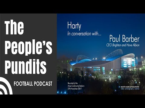 Ian Hart in conversation with Paul Barber  27112017