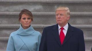 FULL: 2017 Inaugural Parade