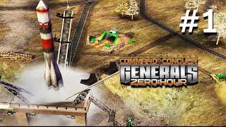 ภารกิจยึดหัวรบนิวเคลียร์ Command & Conquer General ZERO HOUR เนื้อเรื่อง [ไทย] #1