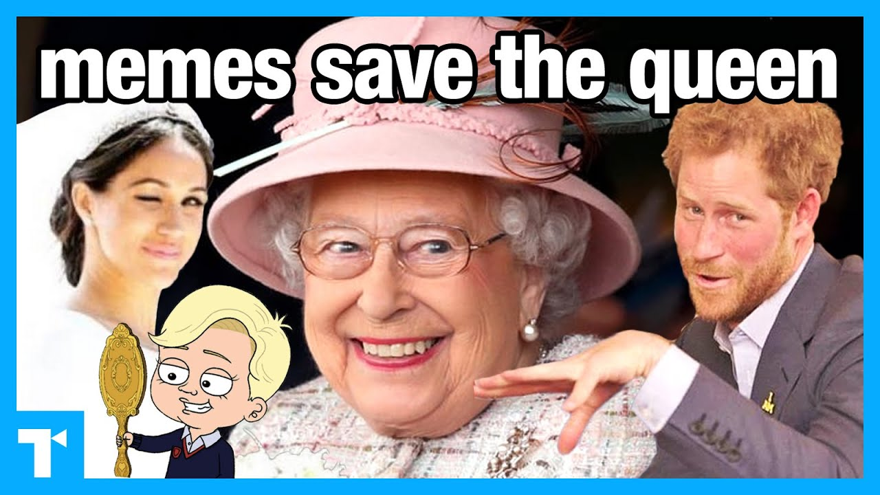 The Meme-ification of the Royal Family