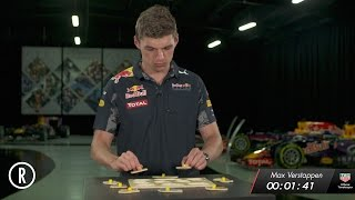 The Red Bull Racing 1.92 Second Challenge: Puzzle! - Max Verstappen thumbnail