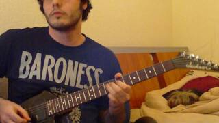 Baroness - A Horse Called Golgotha (Cover)