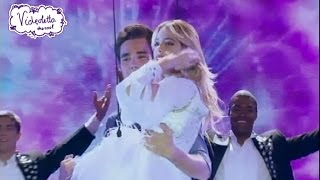 "Violetta 3 English: Vilu sings ""Destinated to shine"" Ep.1"