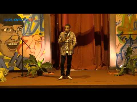 Stand Up Comedy: Abdur @ UNS Solo (Part 3)