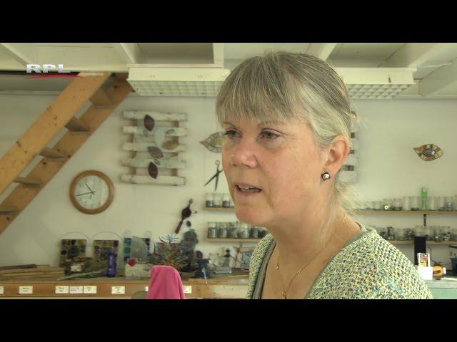 Passie in Beeld:  Ineke Smienk (Glaskunstenares)