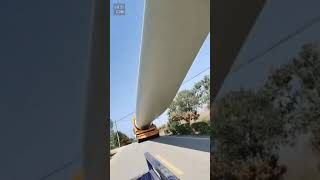 풍력발전기 날개 크기ㄷㄷ