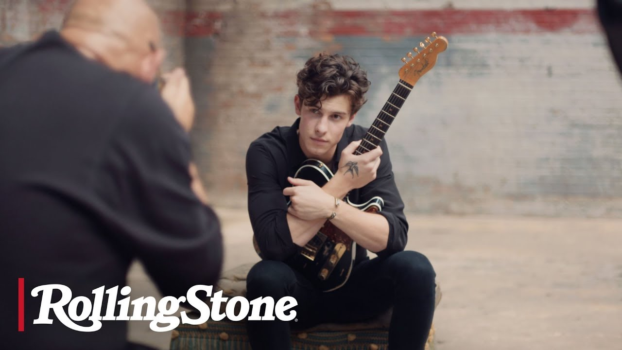 Shawn Mendes: The Rolling Stone Cover