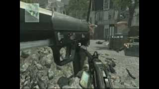 COD MW3 special ops BUG. WTF dont point that thing at me! Thumbnail