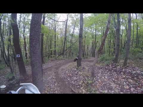 Riding Crow Canyon Turkey Run 10-21-2018