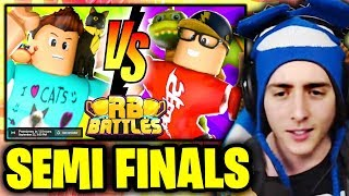 🔴 DENIS vs SEEDENG!! (LIVE REACTION) | ⚔️ Roblox RB Battles Championship | 1 Million Robux Prize