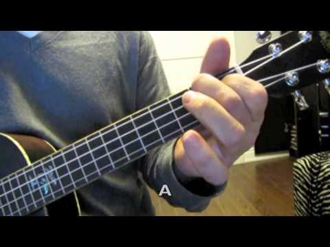 Something - The Beatles - EASY Ukulele Lesson Tutorial