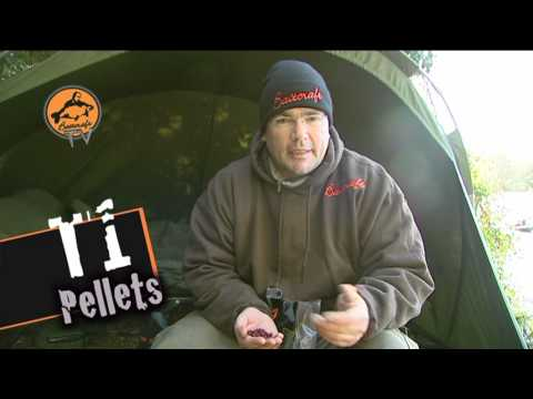 T1 Carp Pellets For Fishing