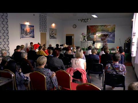 Impreza kulturalna w Nosowie. Koncert skrzypaczki Dominiki Bienias