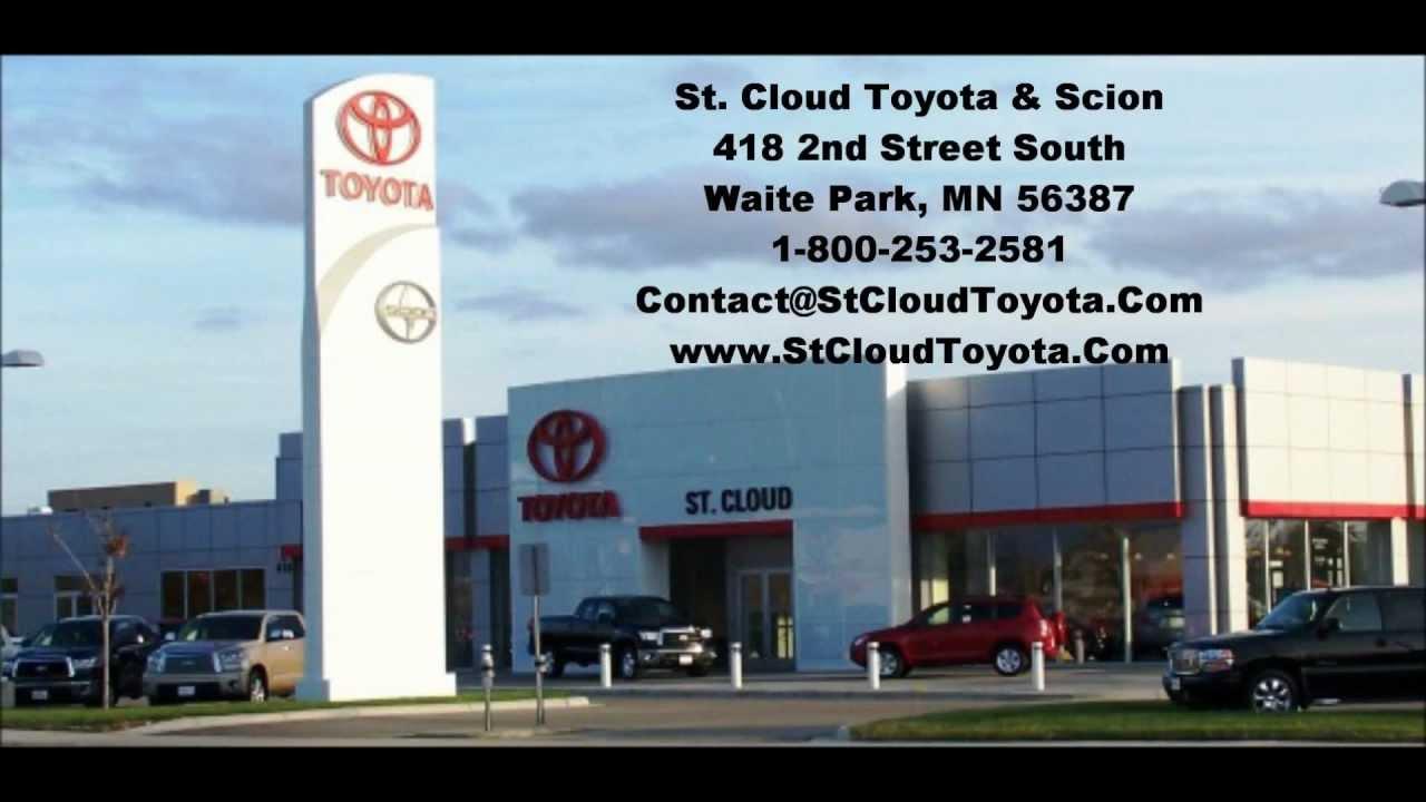 St. Cloud Toyota U0026 Scion   2012 FJ Cruiser