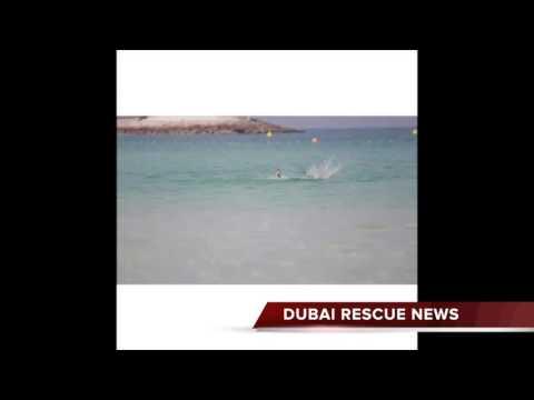 Emily rescue robot Dubai