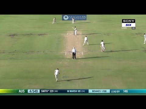 Ashes 2017 : Australia vs England 3rd Test Day 3 Full Highlights HD