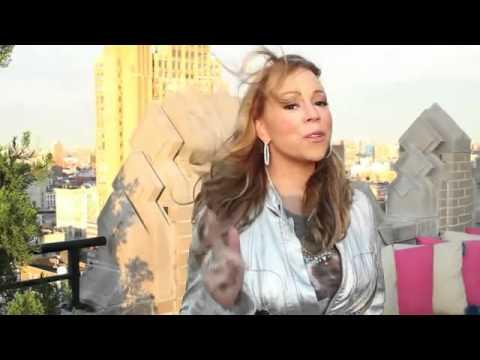 Mariah Carey talks about duet with Justin Bieber