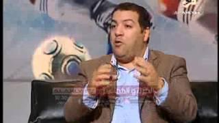 شريف خالد ابراهيم رئيس فالكون يرد على اسئله النقاد عن تأمين المباريات