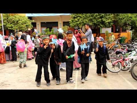 Kelas Inspirasi Bandung #4 - SDN Cisaranten Kidul 1&4