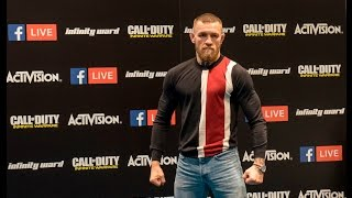 Conor McGregor tours Facebook, discusses Call of Duty and tries Virtual Reality: The Mac Life