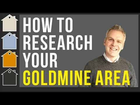 Research Your Investment Property Goldmine Area In 60 Seconds | Buy To Let UK Tips