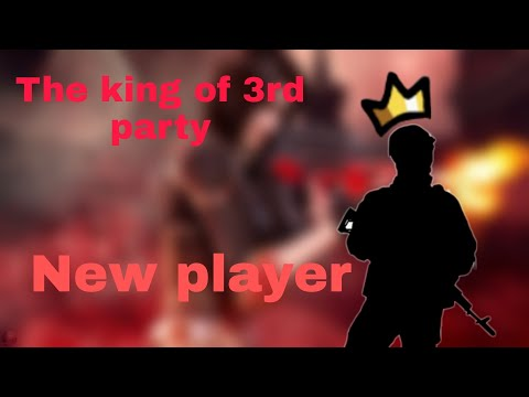 the king of 3rd party||New player for the game |