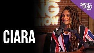"Ciara Talks ""Beauty Marks"", Russell Wilson & Goodies"