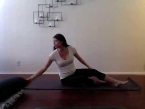 Pregnancy Yoga Week 11 - Nausea and Morning Sickness