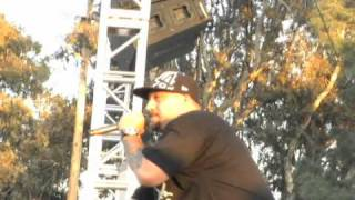 b real   children of the night at paid dues 2009