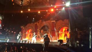 Repeat youtube video Avenged Sevenfold - Hail to The King live Knotfest Toluca 15.10.2016